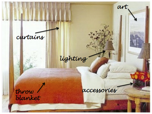 5 tips for styling the perfect bedroom