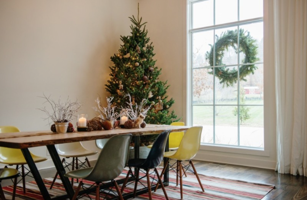 A Farm House Christmas | Sarah Barksdale Design
