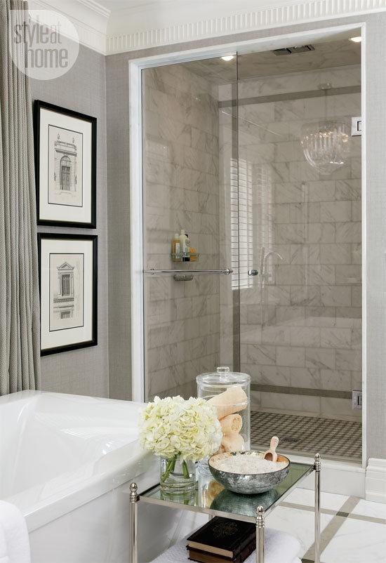 Bathroom design inspiration | Sarah Barksdale Design