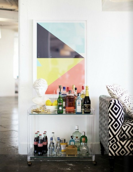 Lucite | Sarah Barksdale Design