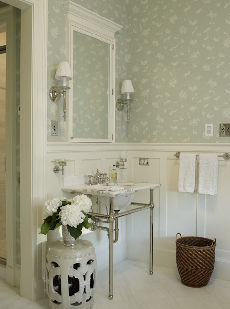 5 ways to update your bathroom | Sarah Barksdale Design