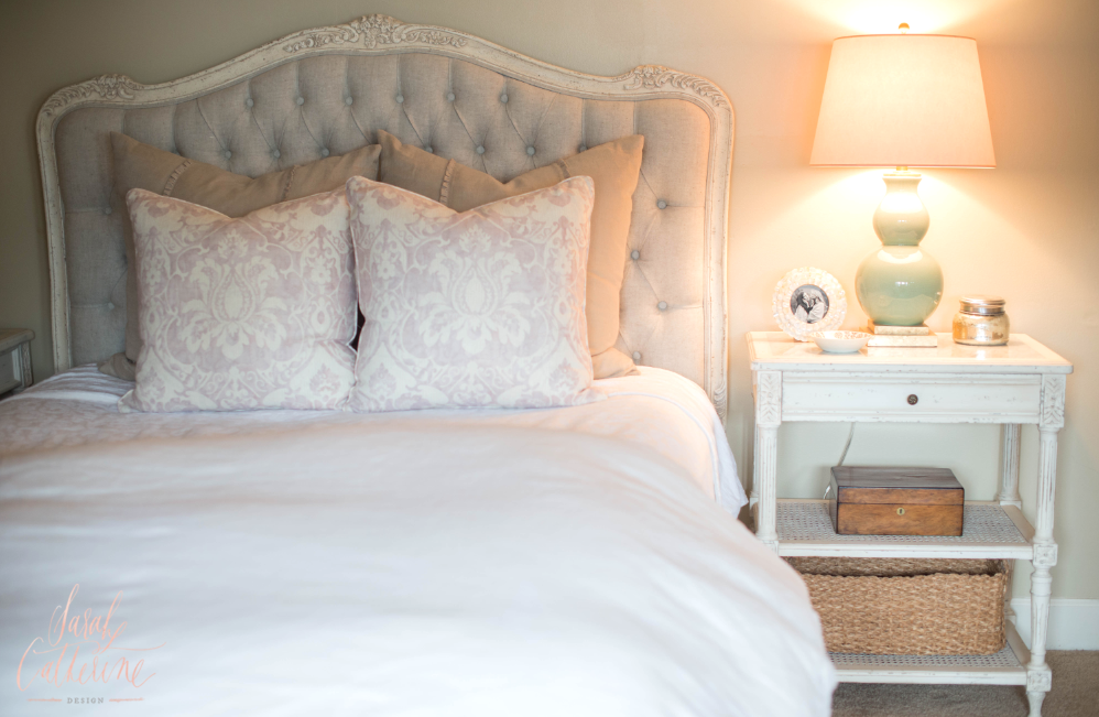 Bedroom Reveal | Sarah Catherine Design