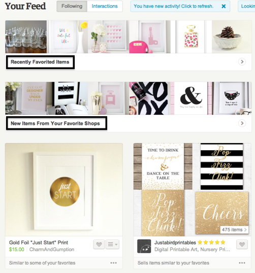 5 ways to score big on Etsy | Sarah Catherine Design
