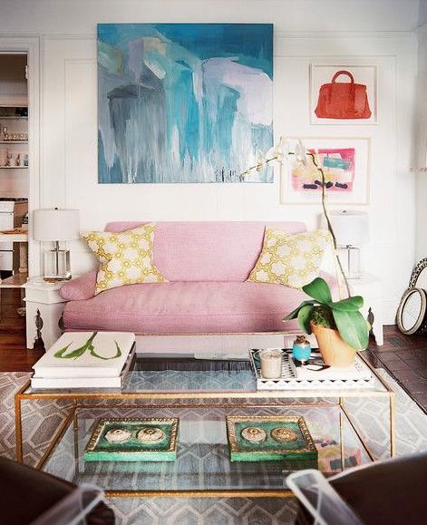 Bold Sofas | Sarah Catherine Design