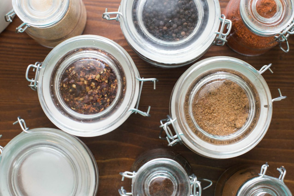 Spice Jars | Sarah Catherine Design