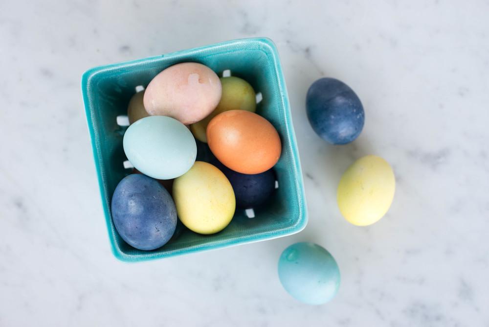 All Natural Egg Dye | Sarah Catherine Design