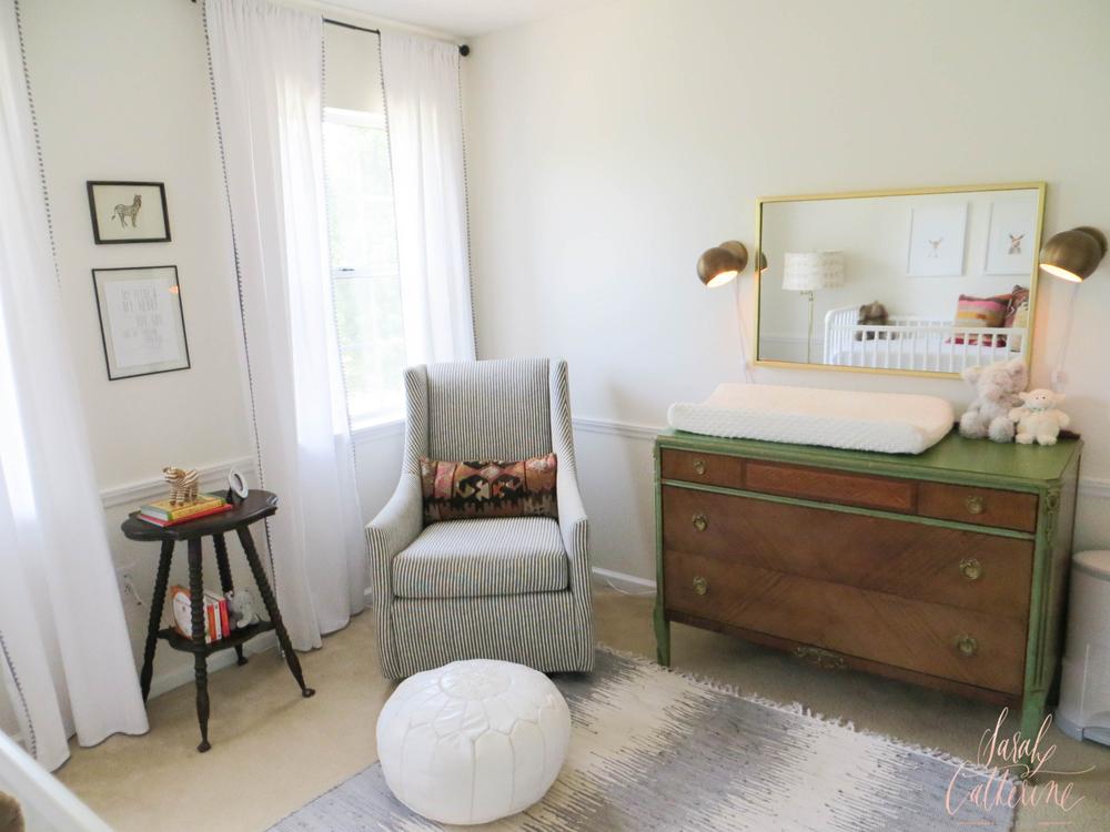 Nursery Reveal | Sarah Catherine Design