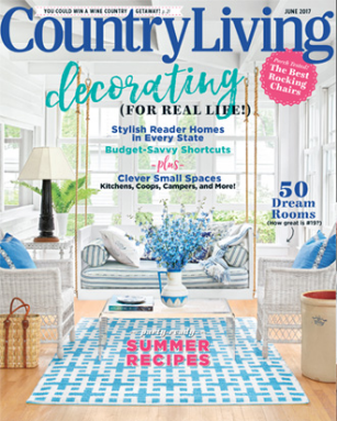 Country Living  |  June 2017