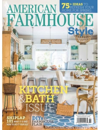 American Farmhouse Style | Spring 2018