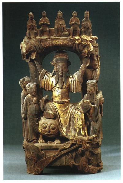 Yao Wang 药王 (Sun Simiao), the Medicine King.