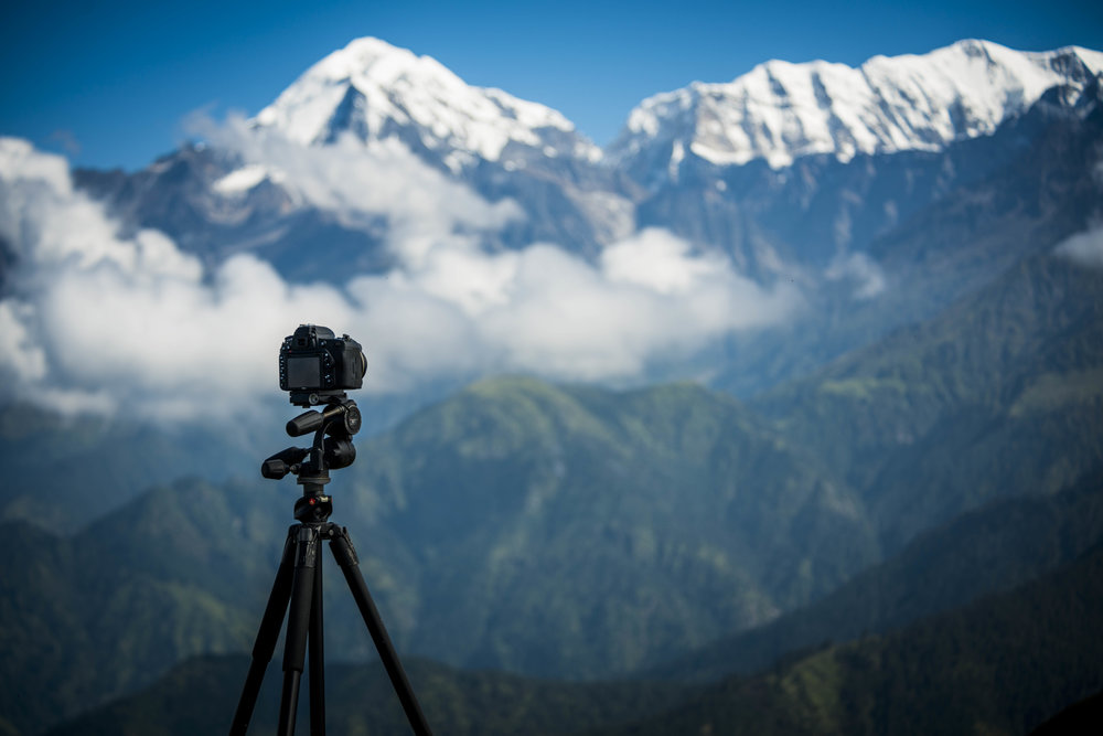 Shooting Timelapses at such altitudes, in the monsoon season is no mean task. But its all worth it.