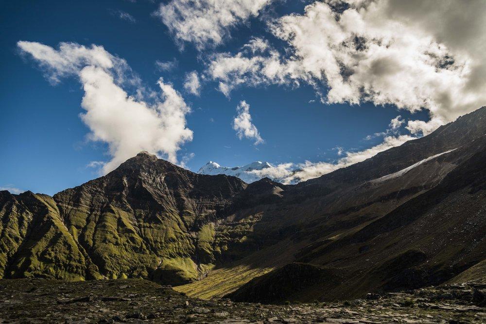 Bagua Basa (camp site)