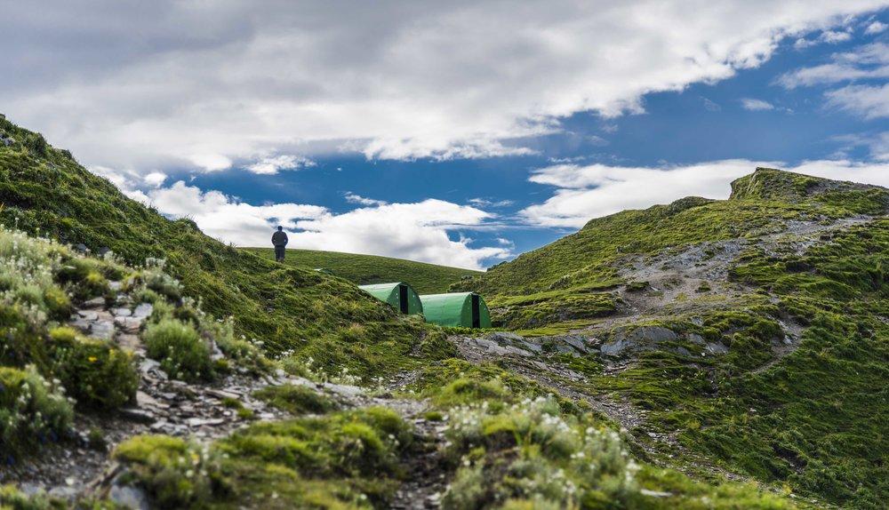 Aali Bugyal Camp-site