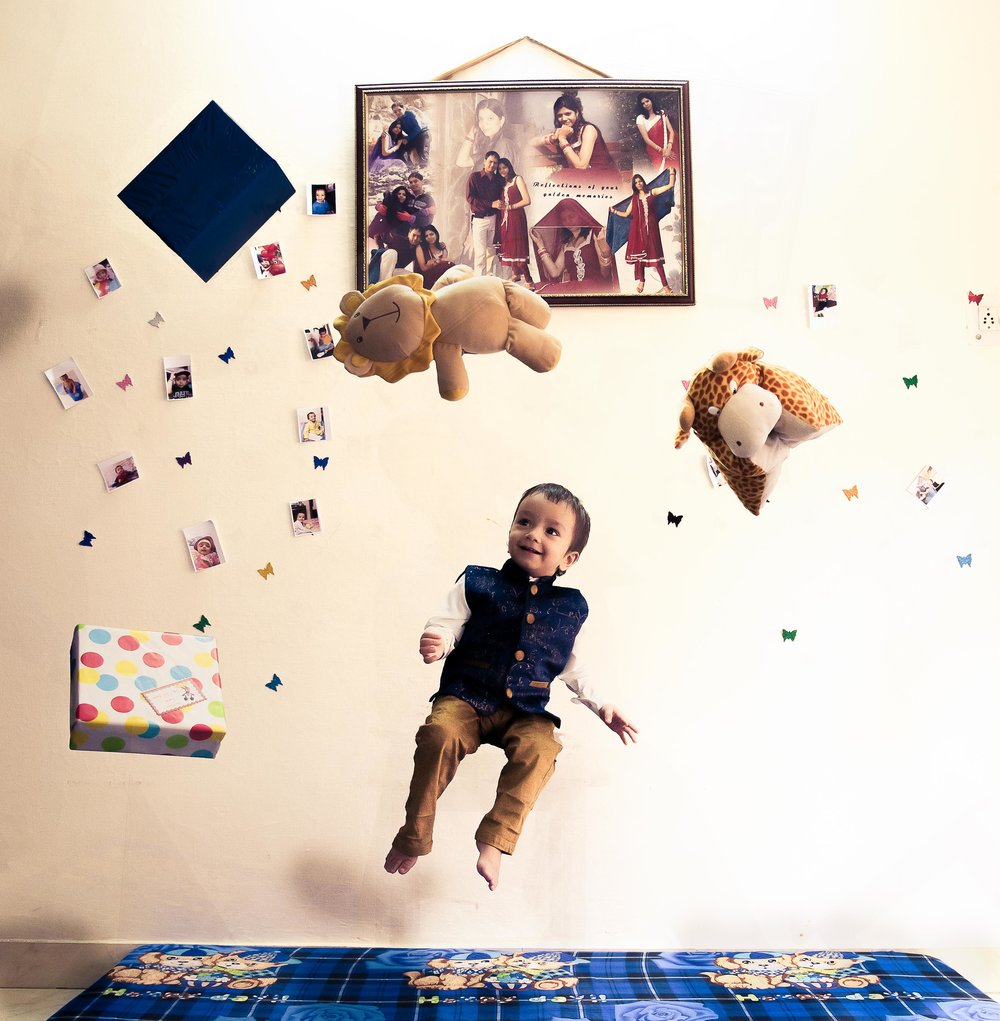 Baby Levitation