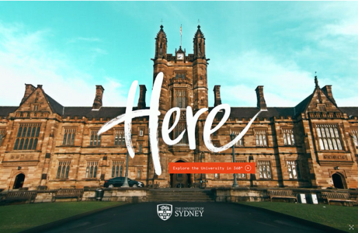Photo credit:    The University of Sydney