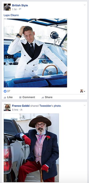 Facebook news feed keeps user scrolling more and more for content update