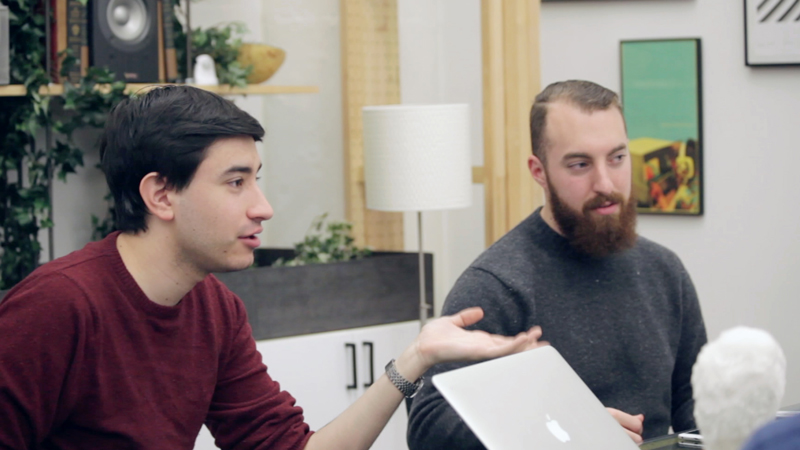 Open discussions between designers and engineers. Image: Tendigi