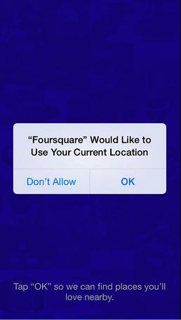 Image credit: Foursquare
