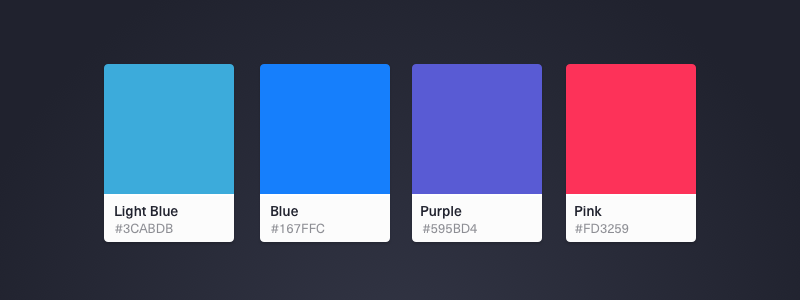 Pretty fly for a color palette