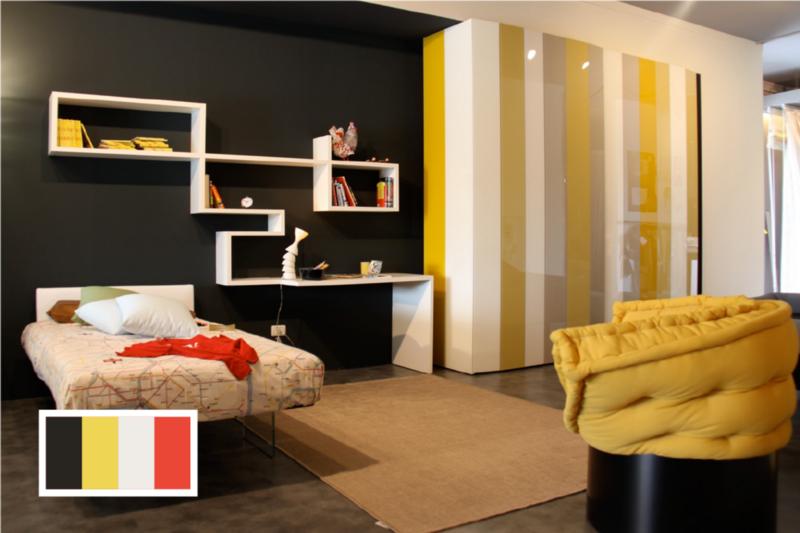 Interior designers use color to bring spaces alive