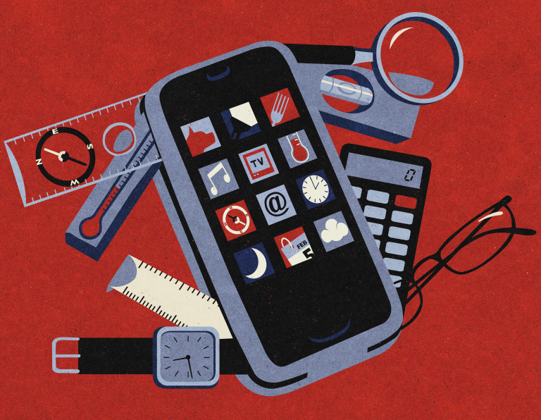 Apps are modern products. Image credit: Wired