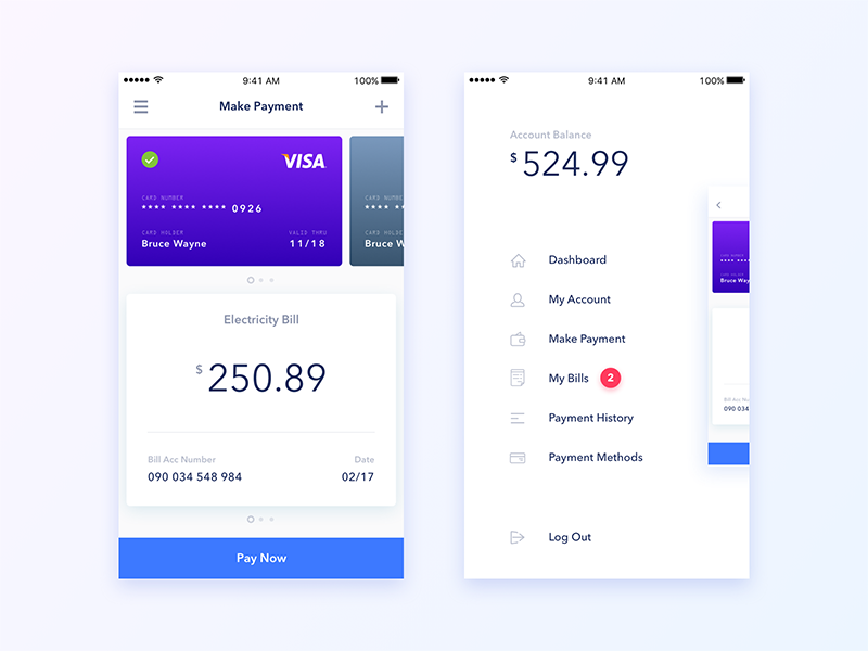 Payment App — WIP by Nimasha Perera