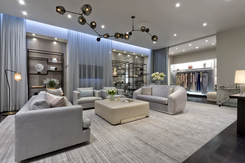 The Apartment - the ultimate in luxury shopping. Photo: Holt Renfrew