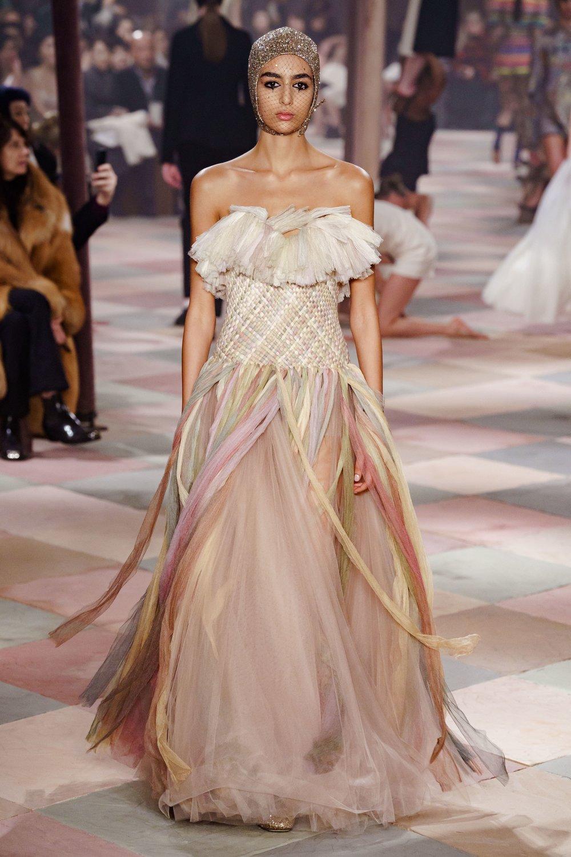 Dior strapless pale pink floorlength gown.jpg