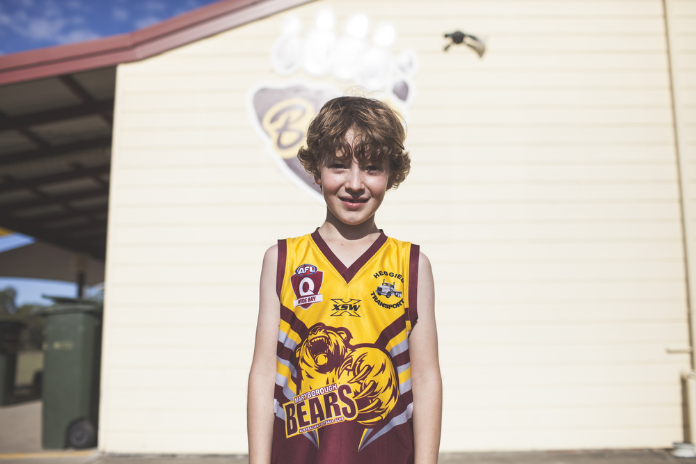 Maryborough Bears for Holden Home Ground Advantage