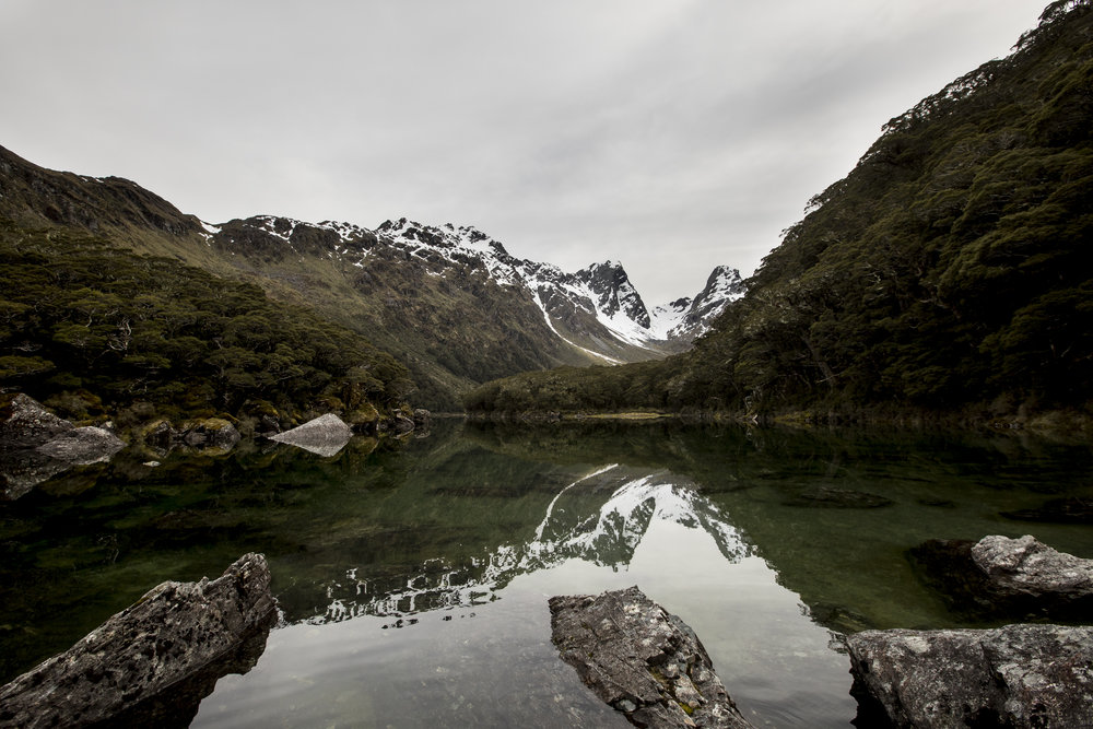 Lake Mackenzie, New Zealand
