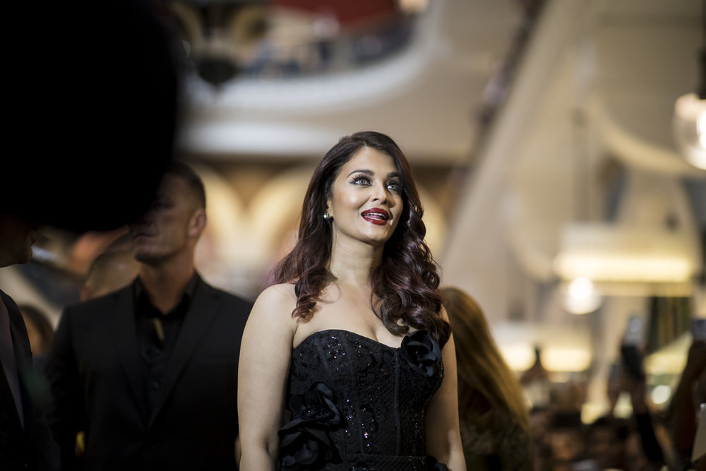 Aishwarya Rai for Longines