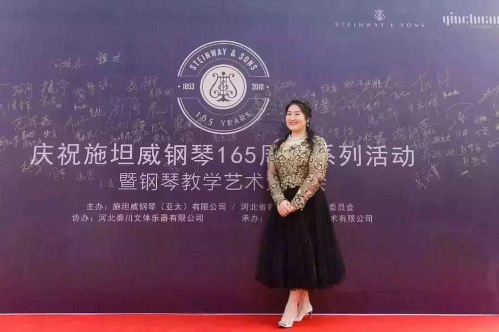 此外,现场还安排了音乐午宴,让佳鑫能够为所有莅临现场的嘉宾、领导和前辈们弹奏动听的音乐,和大家一起感受音乐的魅力。