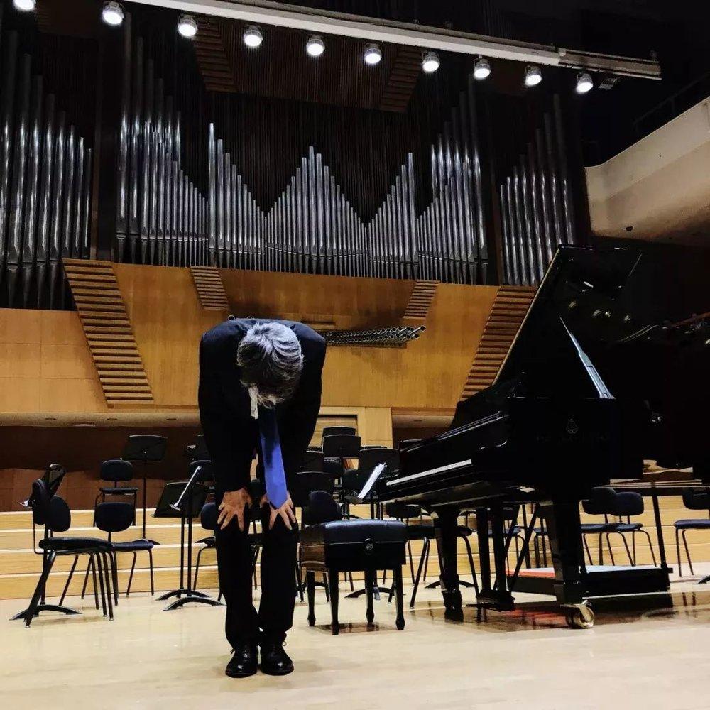 杜泰航  来自中国的钢琴演奏家、中央音乐学院钢琴系教授、博士生导师