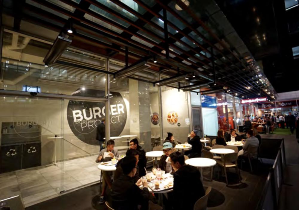 Burger Project - ALMA