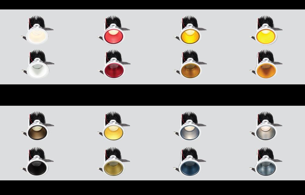 ALMA Gunn Reflector Colours