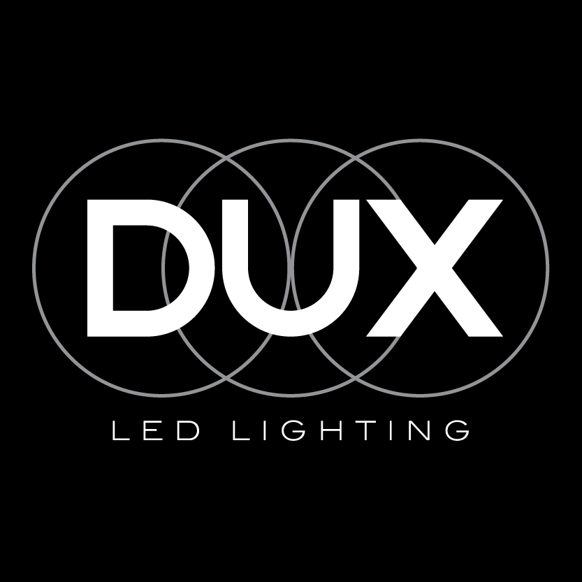 DUX LIGHTING OUTDOOR AND INTERIOR UTILITY LIGHTING PRODUCTS.