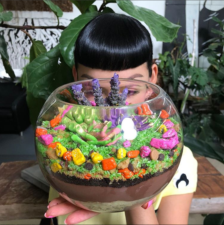EDIBLE TERRARIUMS WORKSHOP