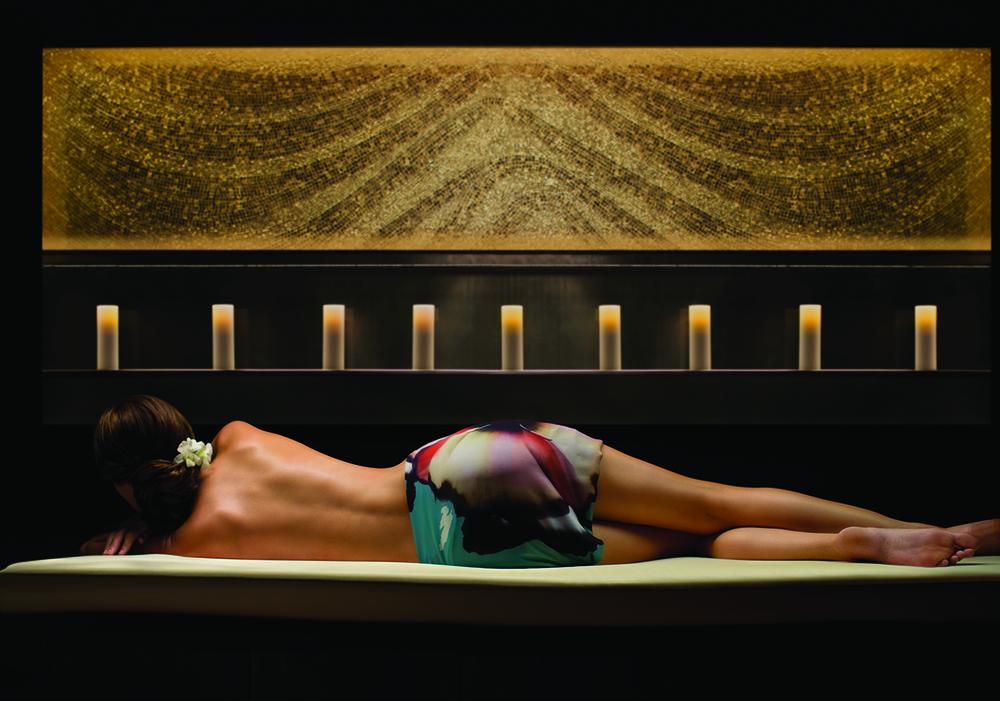 VDARA HOTEL & SPA print / photo art direction