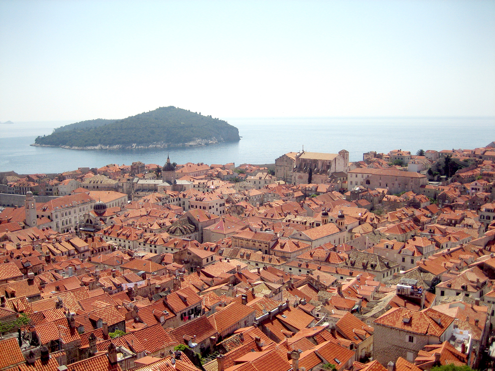 Red Roofs - Dubrovnik, Croatia