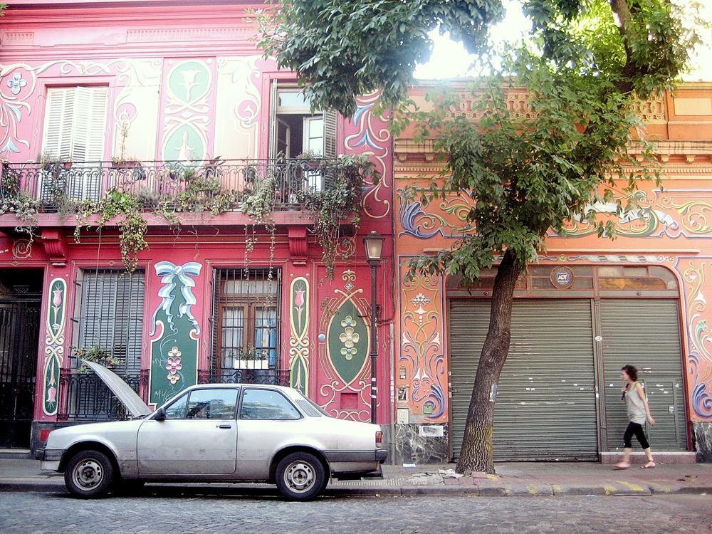 Villa Crespo - Buenos Aires, Argentina