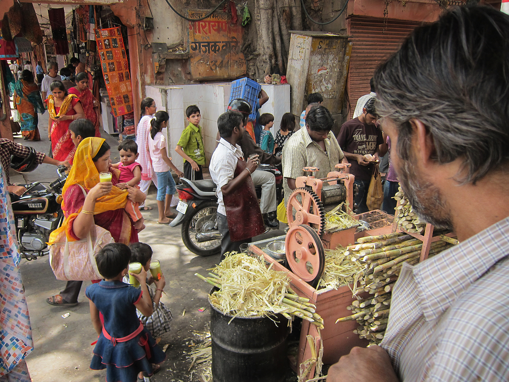 Sugarcane Corner - Jaipur, India