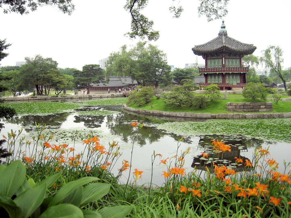 Pavilion - Seoul, South Korea
