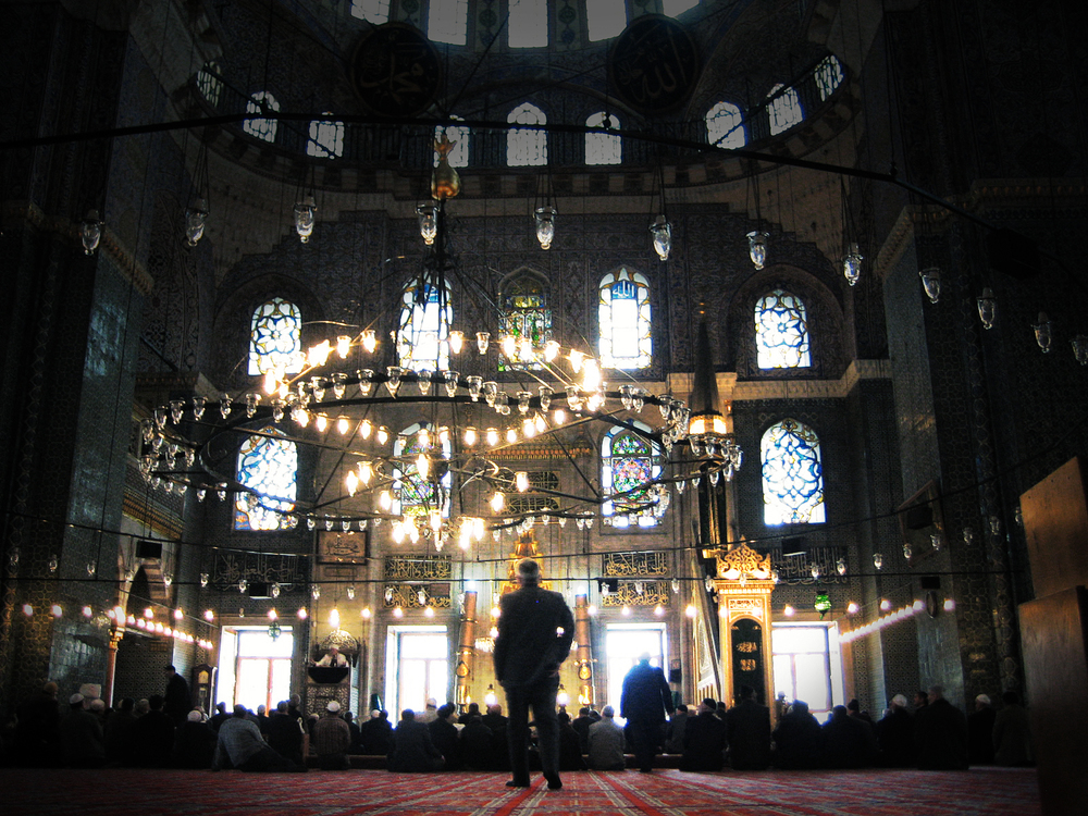 Blue Mosque - Istanbul, Turkey