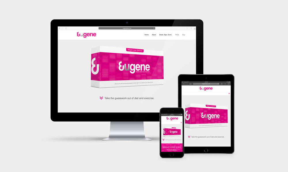 Eugene DNA website
