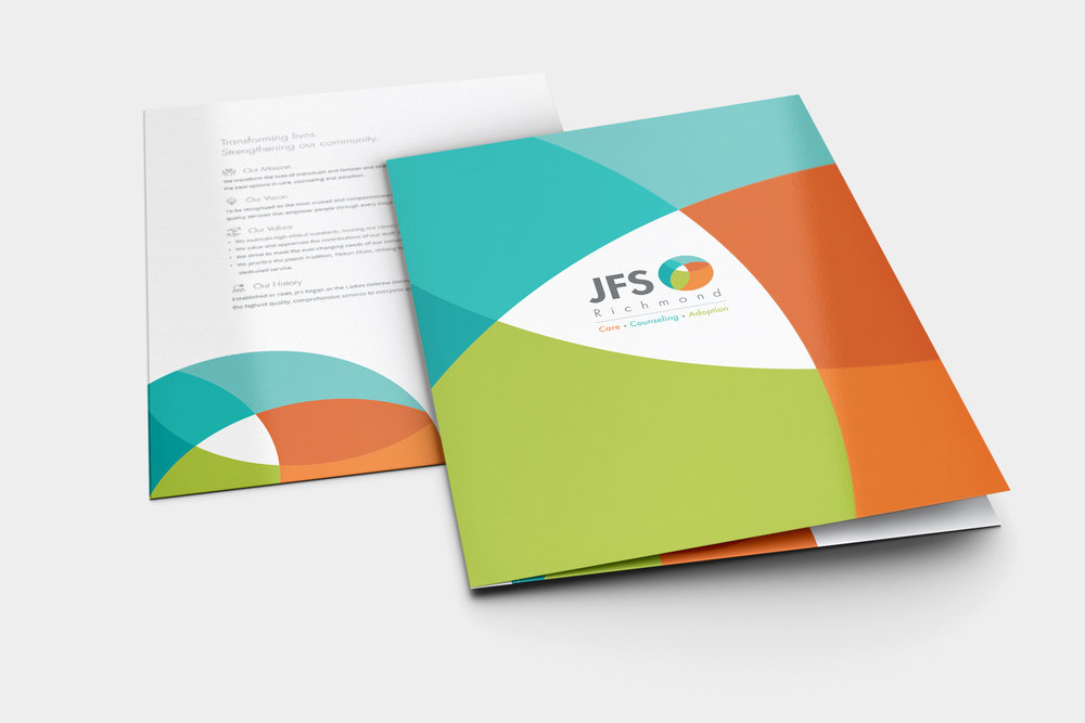 JFS RICHMOND  rebranding - logo / website / design / copy