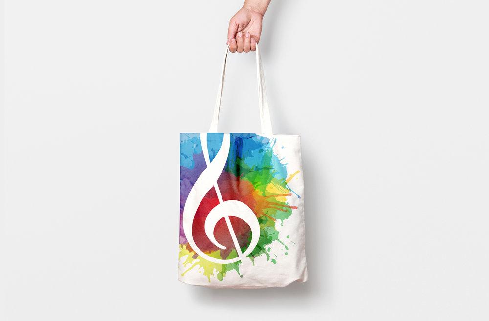 GREENSPRING INTERNATIONAL ACADEMY OF MUSIC  rebranding - logo