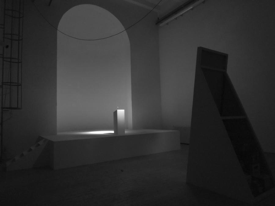 Fig.11: Der Raum könnte minimalistisch sein …