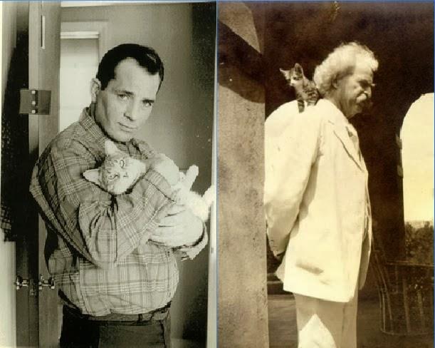 Jack Kerouac &  Mark Twain