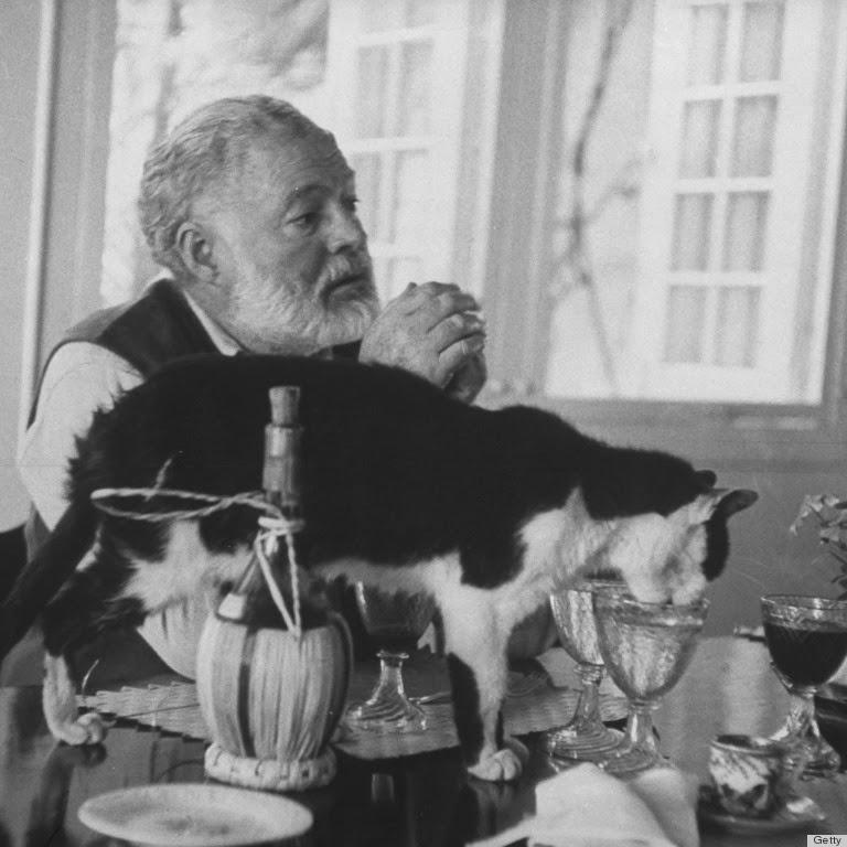 Hemingway & Snowball