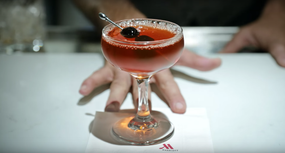 Marriott: The Art of the Cocktail